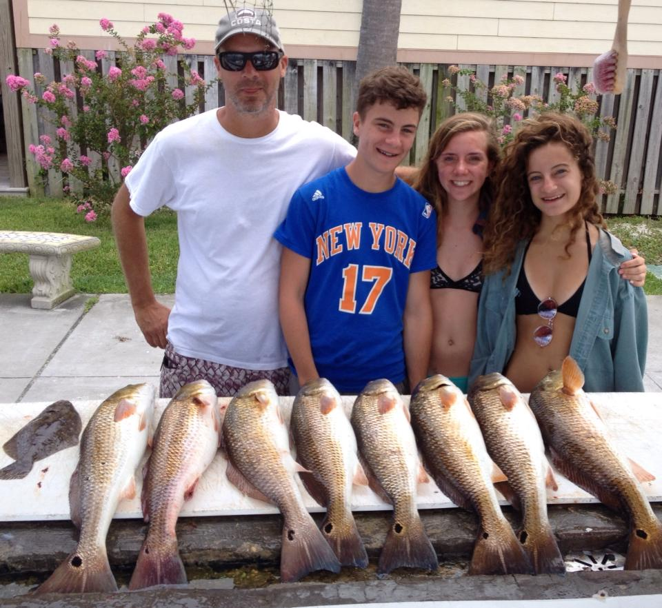 Hot Spots Report for Pensacola Fishing Charters October 2014