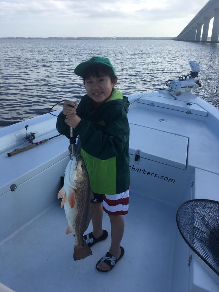 Hot Spots Report for Pensacola Fishing Charters December 2016