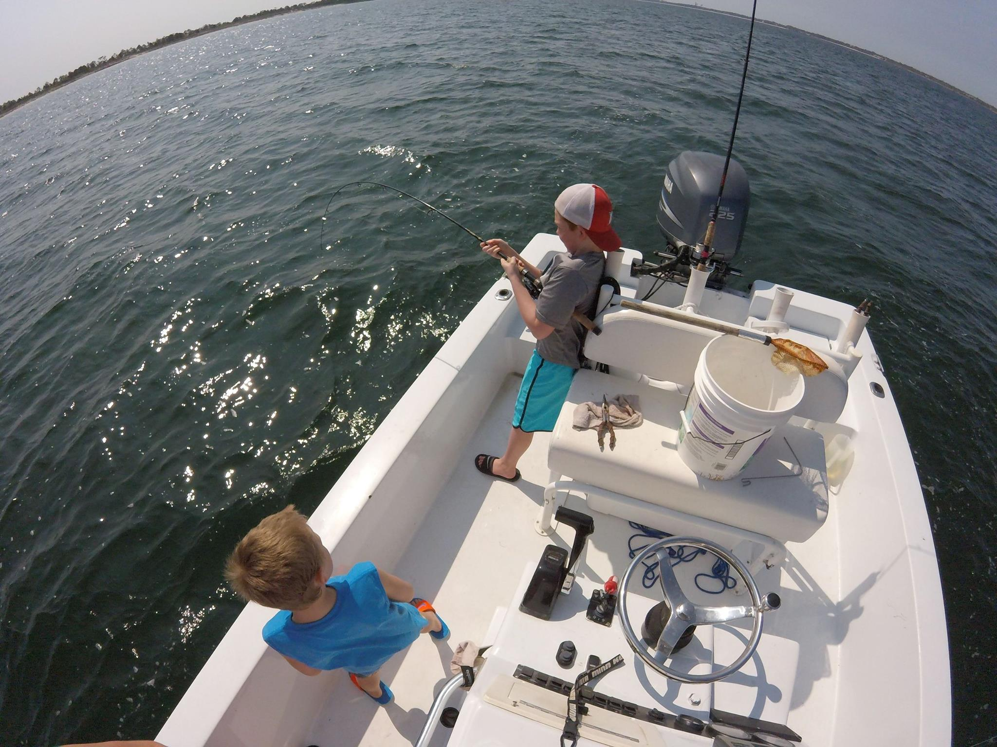 Pensacola Fishing Charters Report 4/7/2016