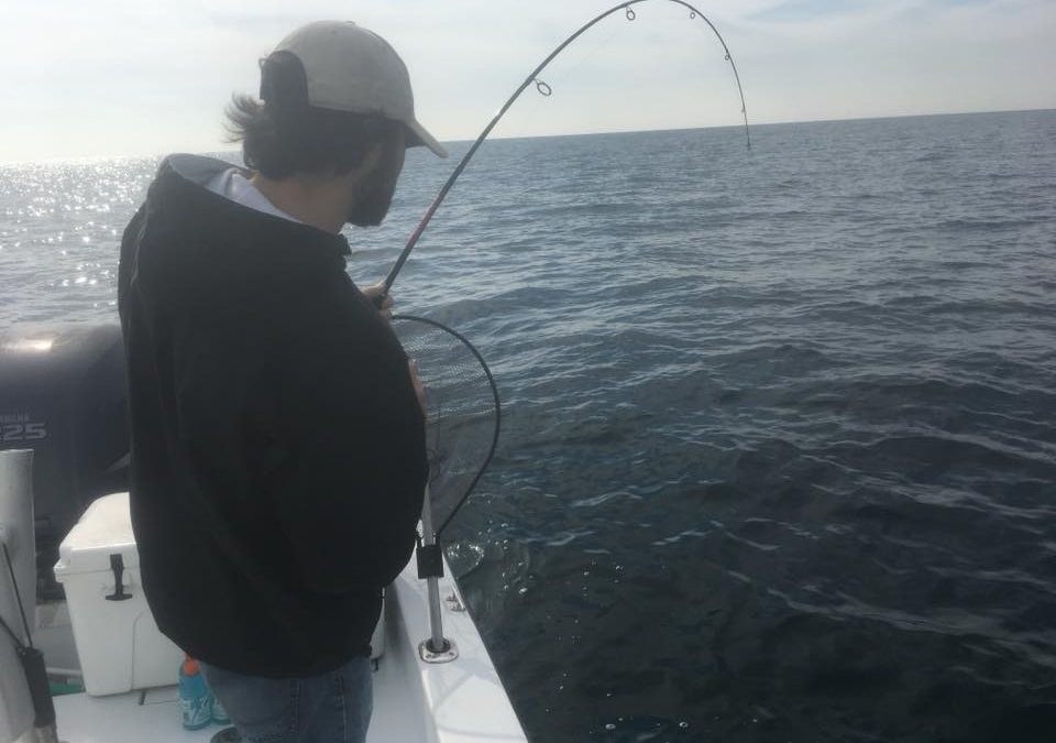 Hot Spots Report for Pensacola Fishing Charters December 2017