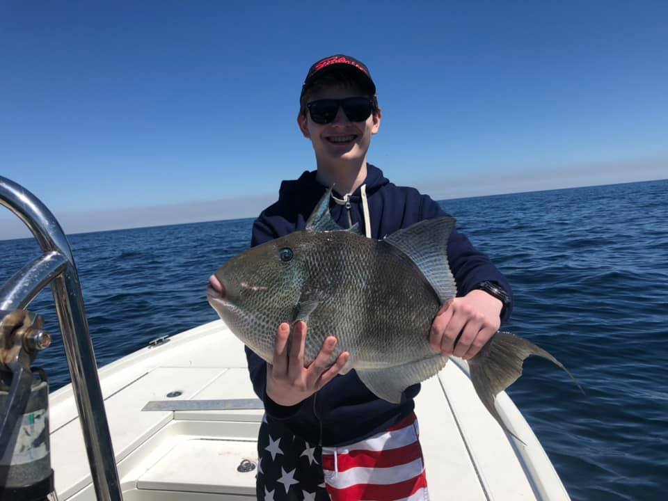 Triggerfish opens March 1 in both Florida state and federal waters