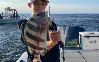 Pensacola Fishing Report January 2021