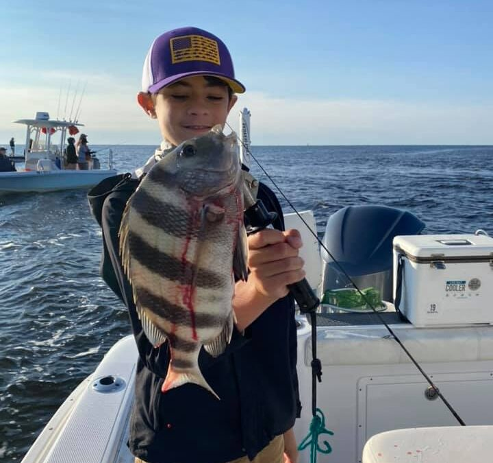 Pensacola Fishing Report January 2021